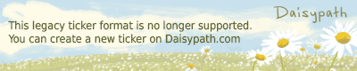 DaisypathNext Anniversary Ticker